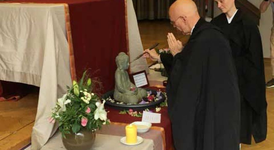 zaltho sangha 2018 buddhist ceremony germany 5